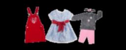 Vestidos, Cojuntos, Petos y Pichis